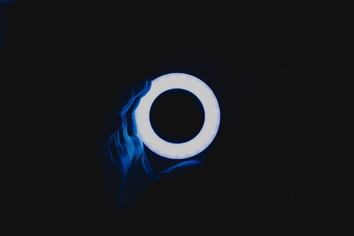 Flashing ring